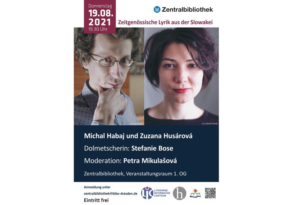 Slovak Poetry in Germany - 0