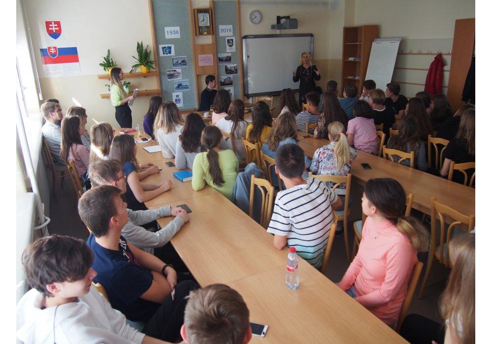 V Topoľčanoch čakali Ondreja Sokola dve besedy - 1