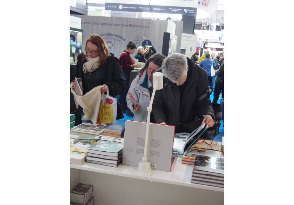 Photographs from Livre Paris: Sunday March17th (LIC) - 3