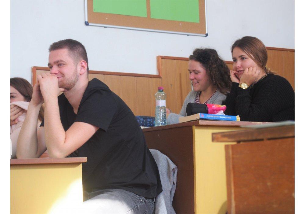 Václav Kostelanski na SOŠ pedagogickej v Modre - 1