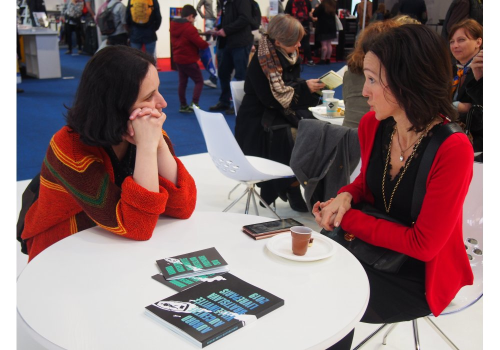 Photographs from Livre Paris: Sunday March17th (LIC) - 4