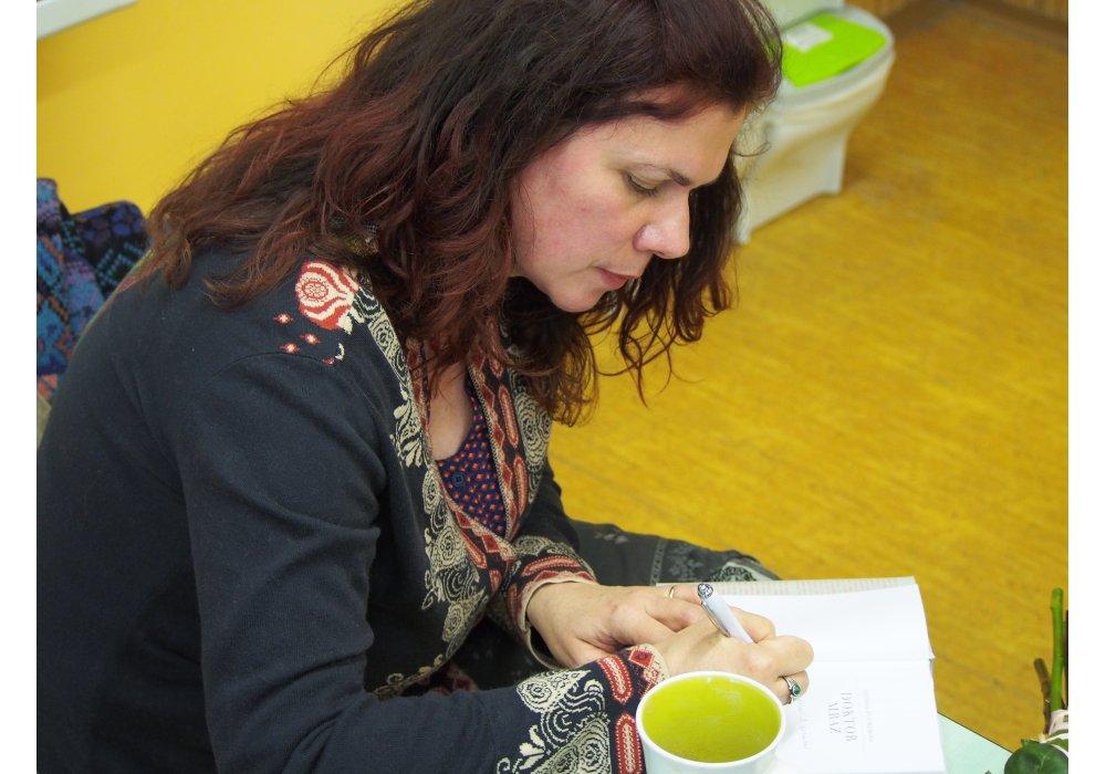 Denisa Fulmeková na besede CR v Malackách - 6