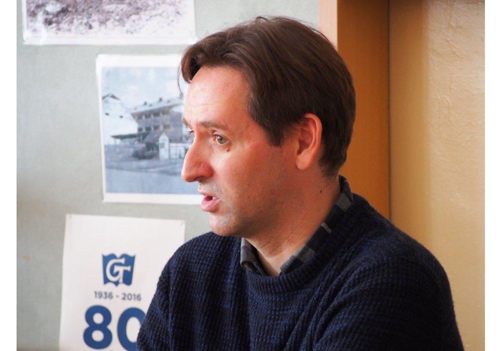 V Topoľčanoch čakali Ondreja Sokola dve besedy - 8