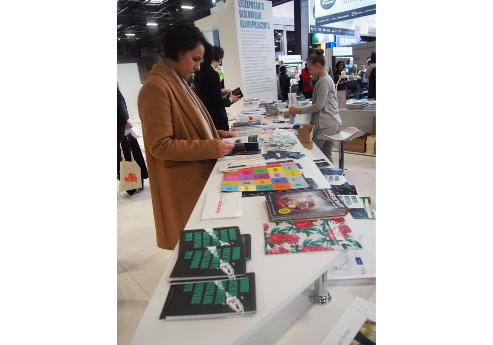 Photographs from Livre Paris: Sunday March17th (LIC) - 12