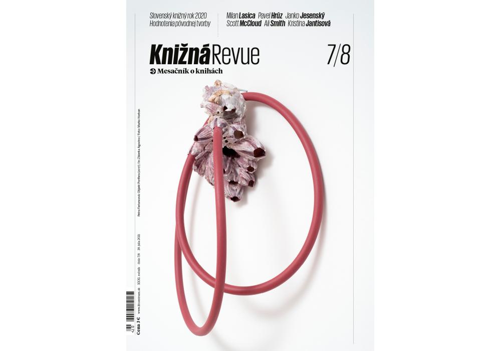 Newsletter Knižnej revue 7-8/2021 - 0