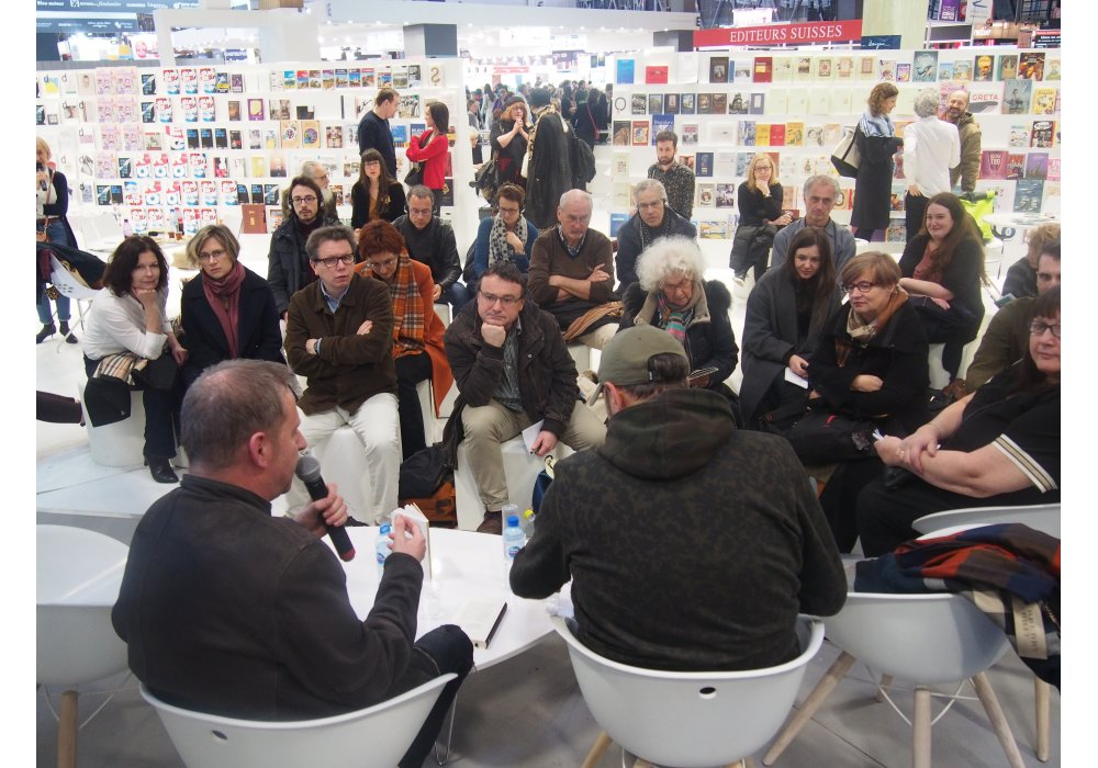 Photographs from Livre Paris: Sunday March17th (LIC) - 14