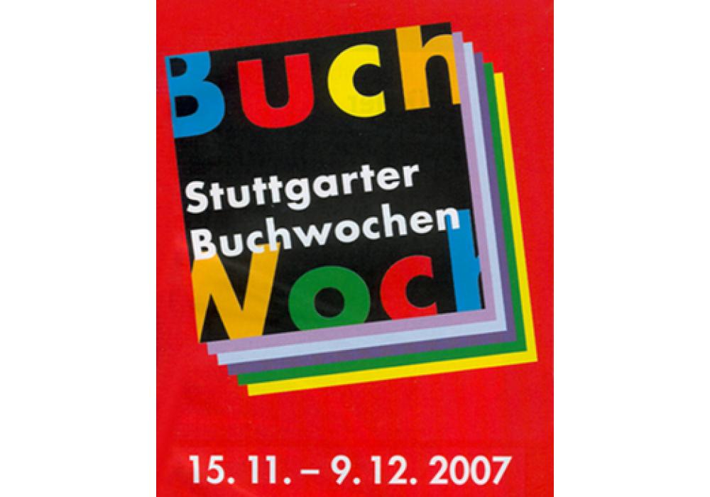 Slovensko čestný hosť na týždňoch knihy v Stuttgarte 2007 - 0