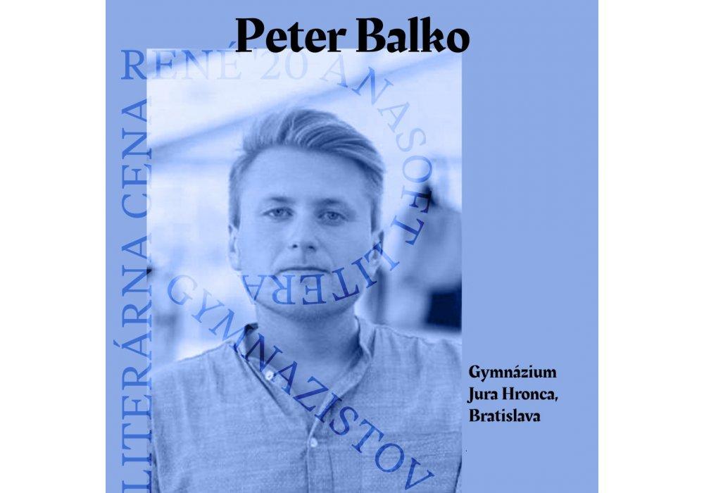 Peter Balko poslednýkrát na besede CR 2020 - 4