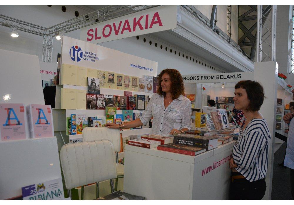Slovenská literatúra na Medzinárodnom knižnom veľtrhu Svet knihy Praha 2018 - 12