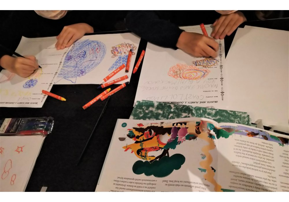 Detská literatúra na Punktíku - 4
