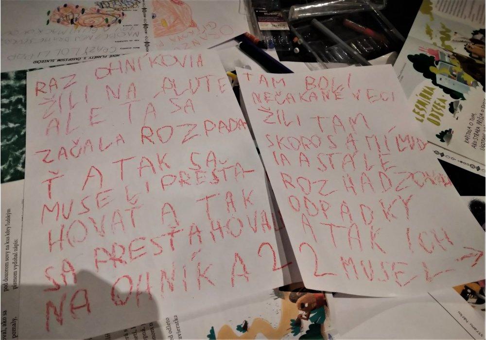 Detská literatúra na Punktíku - 6