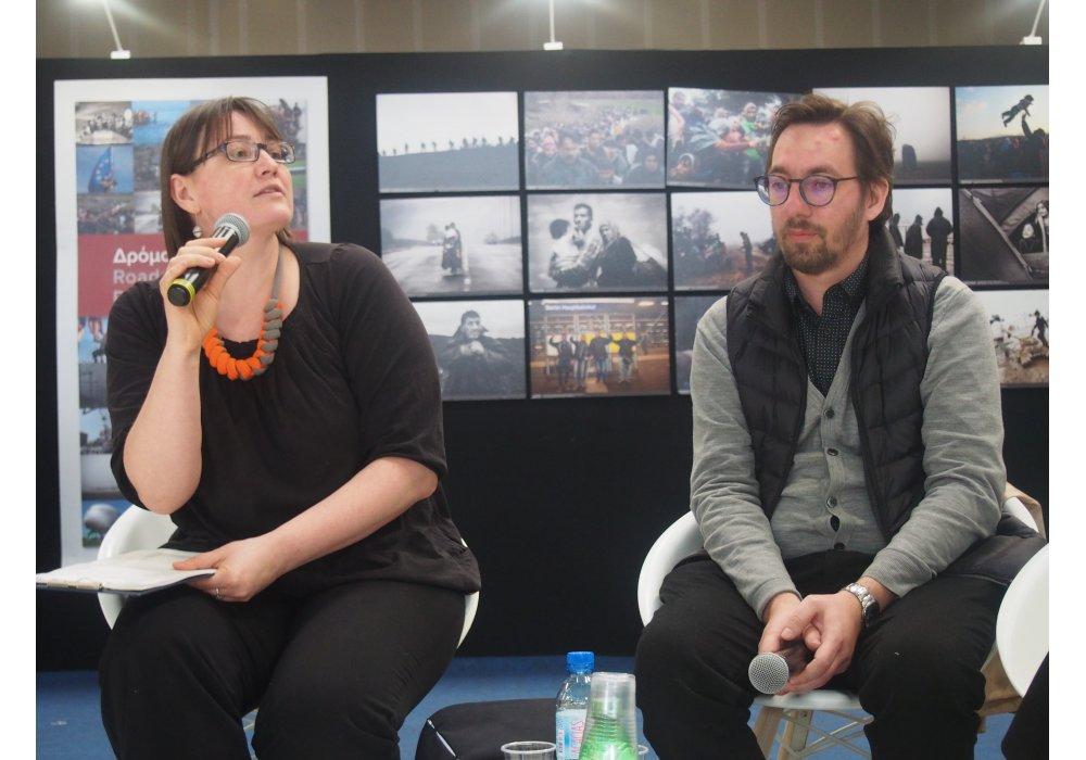 Photographs from Livre Paris: Monday March18th (LIC) - 0