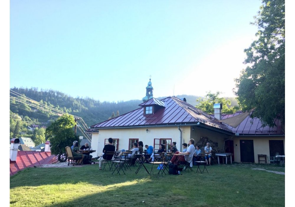 Short-term Residencies for Writers and Translators in the Cultural Center Eleuzína in Banská Štiavnica - 0