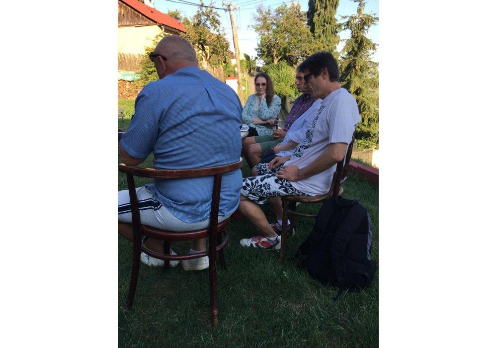 Literatúra na festivale Cap à l'Est - 1