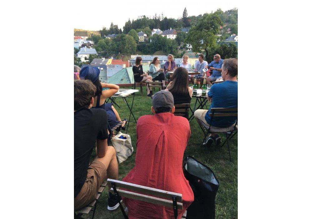 Literatúra na festivale Cap à l'Est - 2