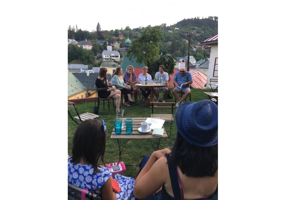 Literatúra na festivale Cap à l'Est - 3