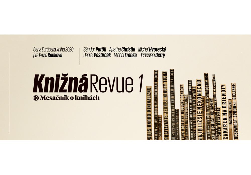 Newsletter Knižnej revue - 0