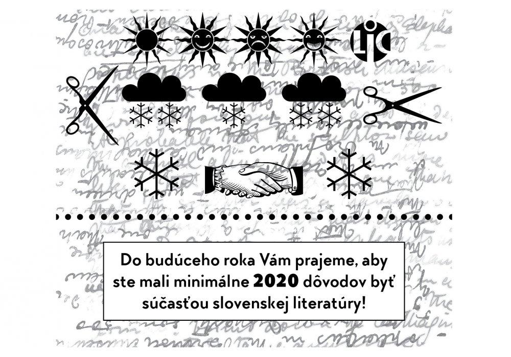 Literárne informačné centrum v roku 2019 - 26