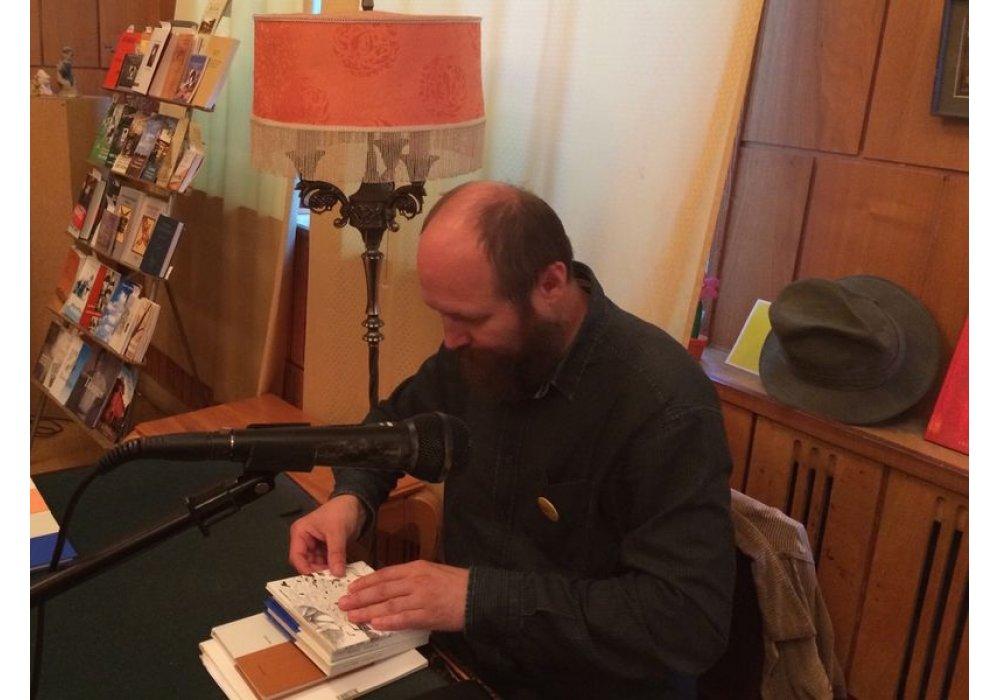 Milčák na Cvetajevovskom medzinárodnom festivale poézie - 2