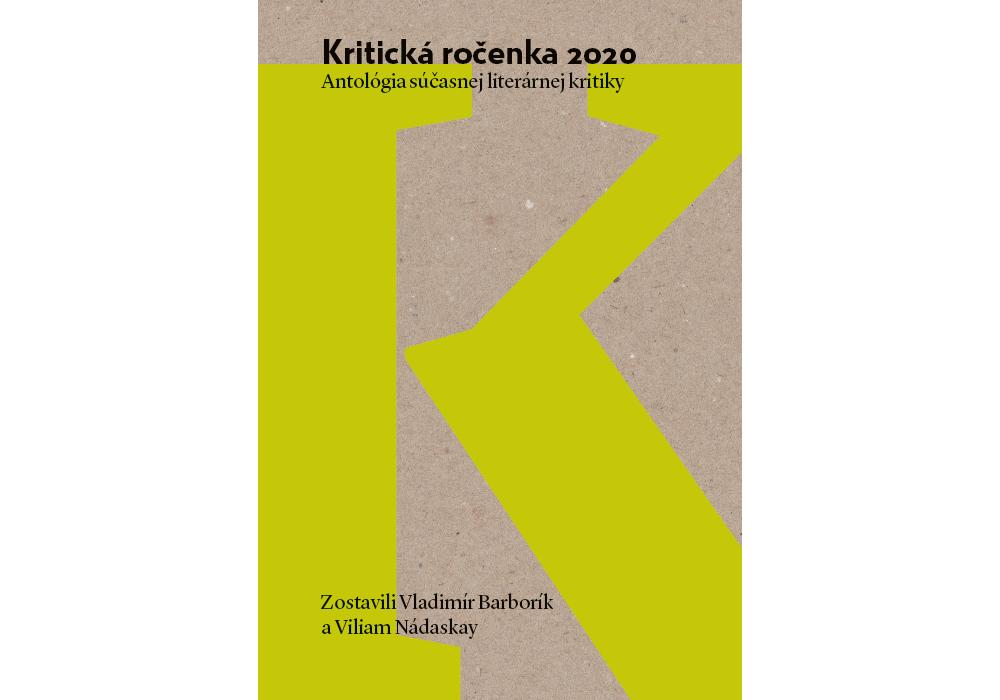 Vyšla Kritická ročenka 2020 - 1