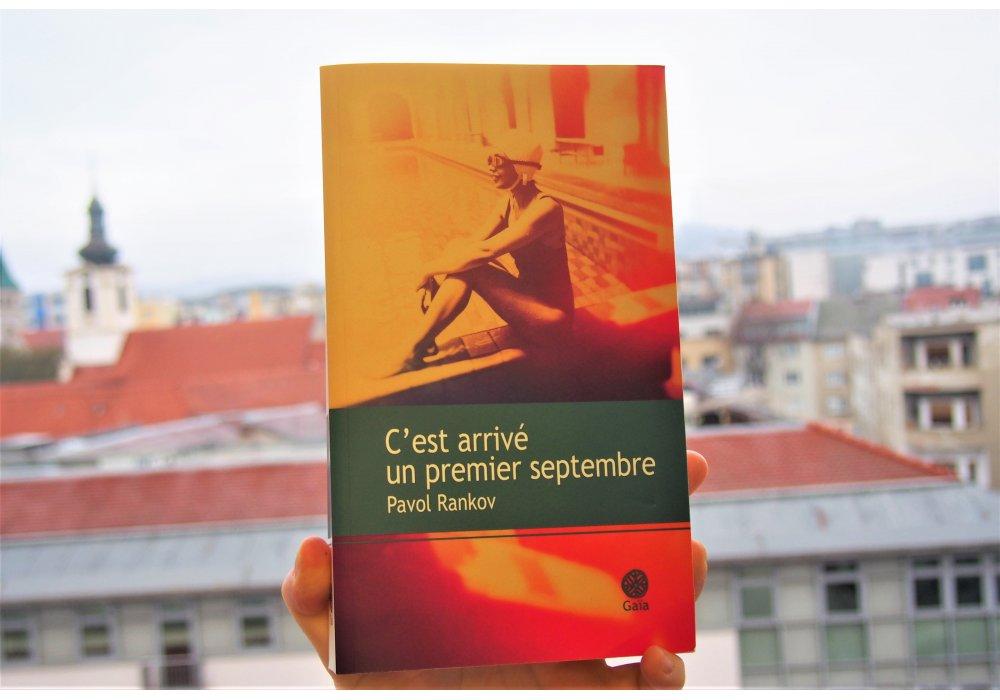 Pavol Rankov Wins European Book Prize 2020 - 0