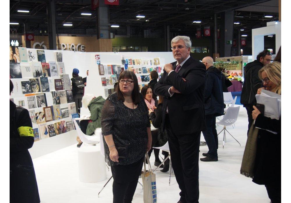 Photographs from Livre Paris: Thursday March14th (LIC) - 1
