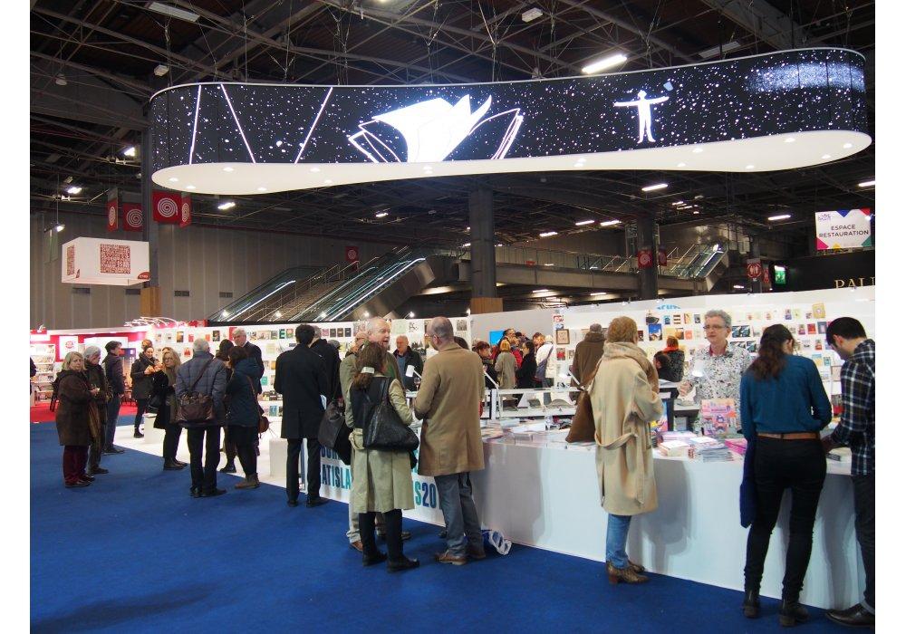 Photographs from Livre Paris: Thursday March14th (LIC) - 2