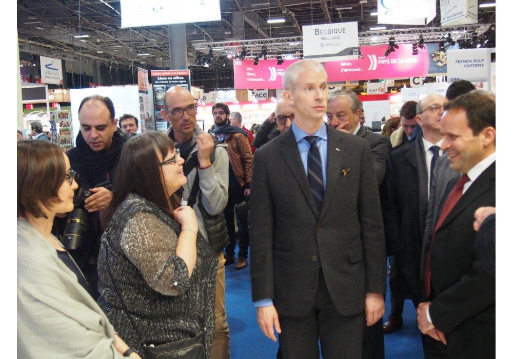 Photographs from Livre Paris: Thursday March14th (LIC) - 5