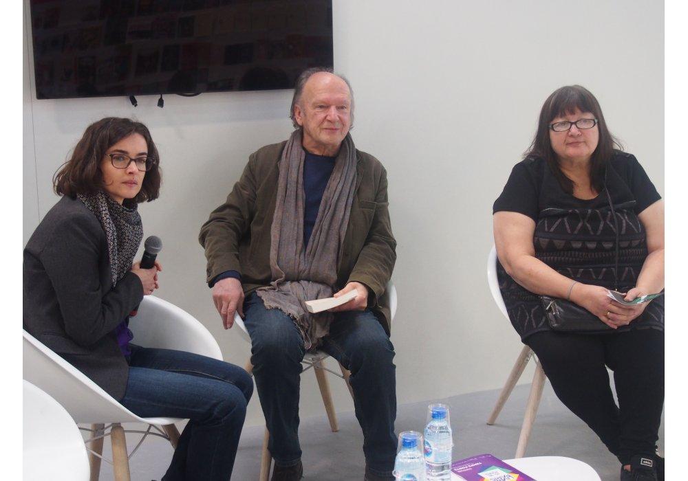 Photographs from Livre Paris: Monday March18th (LIC) - 1