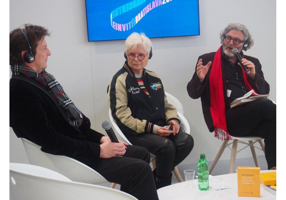 Photographs from Livre Paris: Monday March18th (LIC) - 10