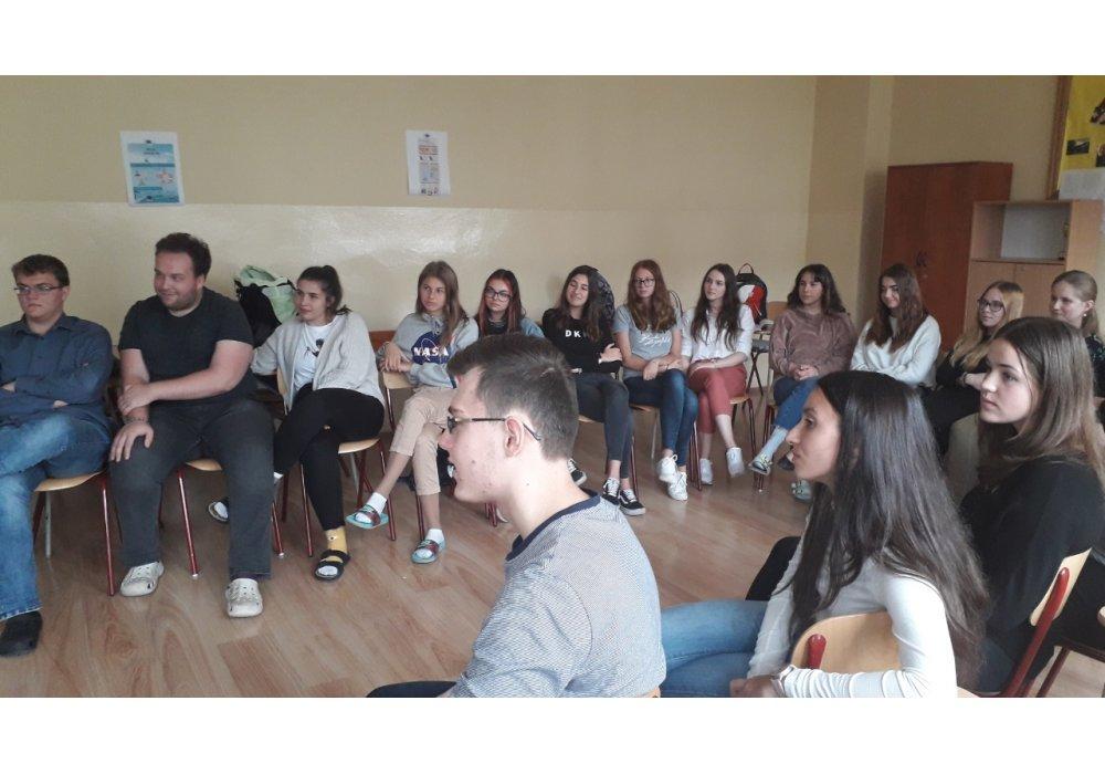 Ondrej Sokol na Evanjelickom gymnáziu v Košiciach - 1