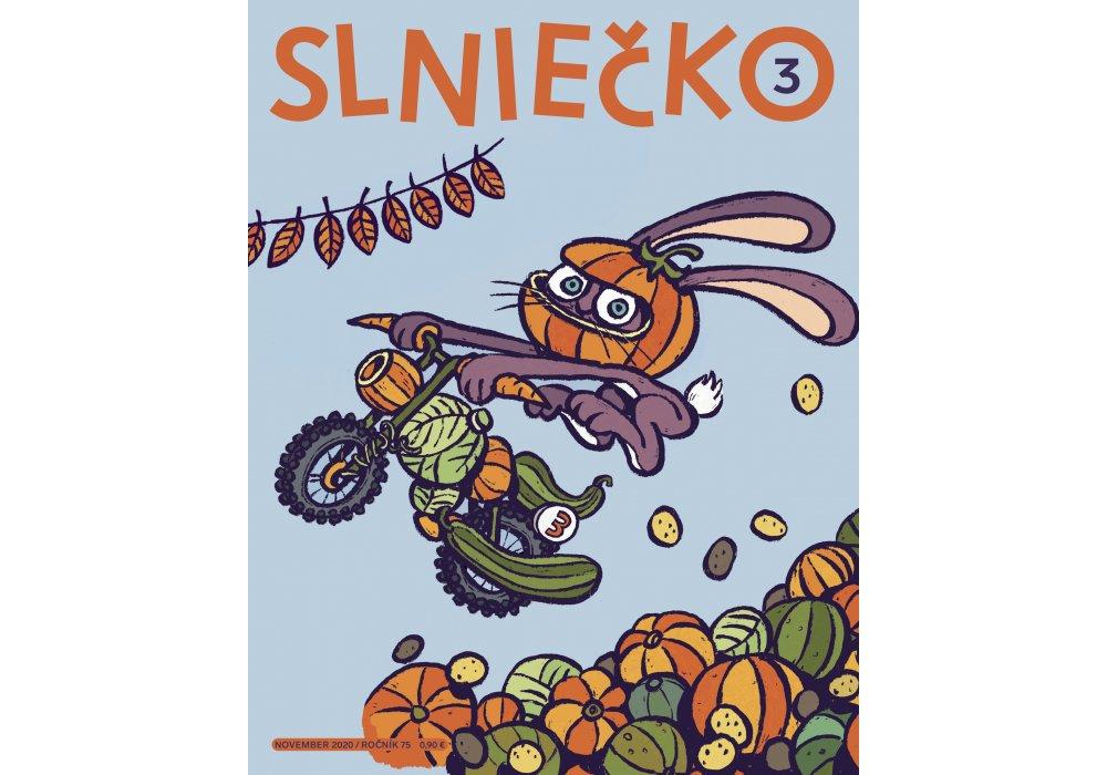 Dnes vychádza novembrové Slniečko - 0