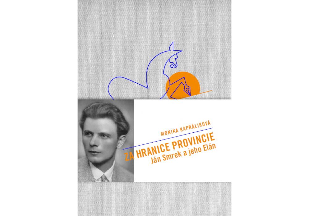 Druhé vydanie titulu Za hranice provincie - 1