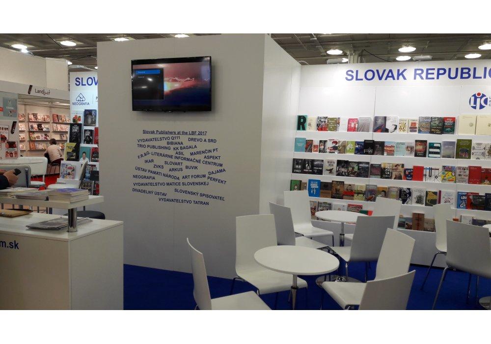 London Book Fair 2017 - 2