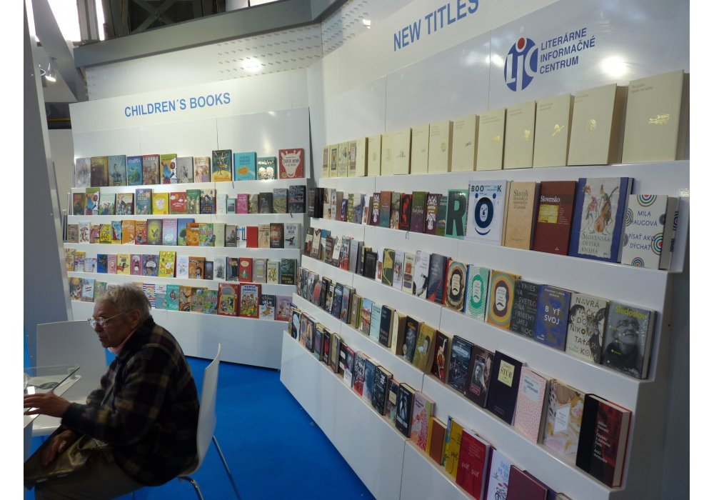 International Book Festival Budapest 2016 - Guest of honor: Slovakia - 1