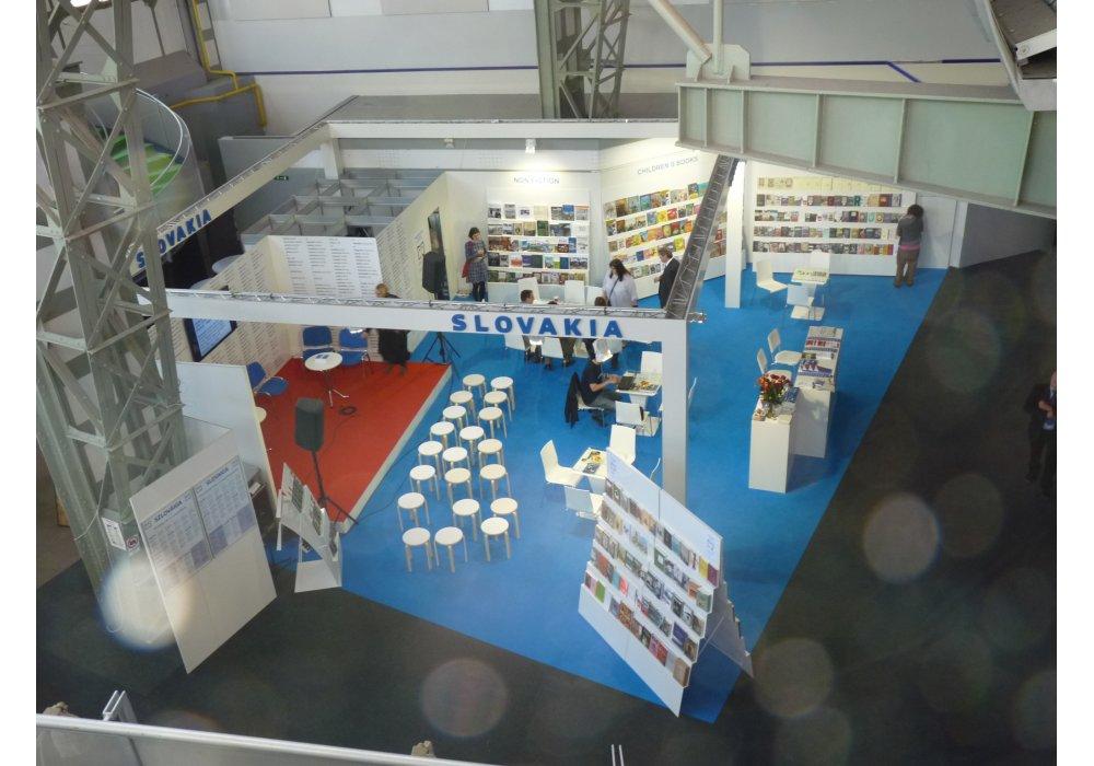 International Book Festival Budapest 2016 - Guest of honor: Slovakia - 0