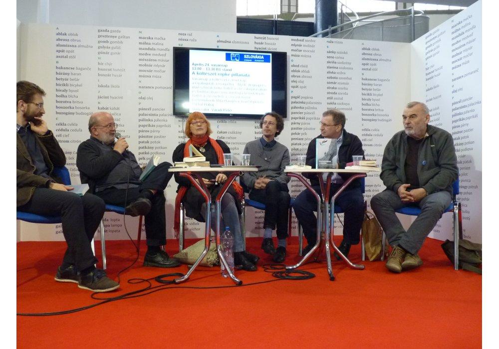 International Book Festival Budapest 2016 - Guest of honor: Slovakia - 7