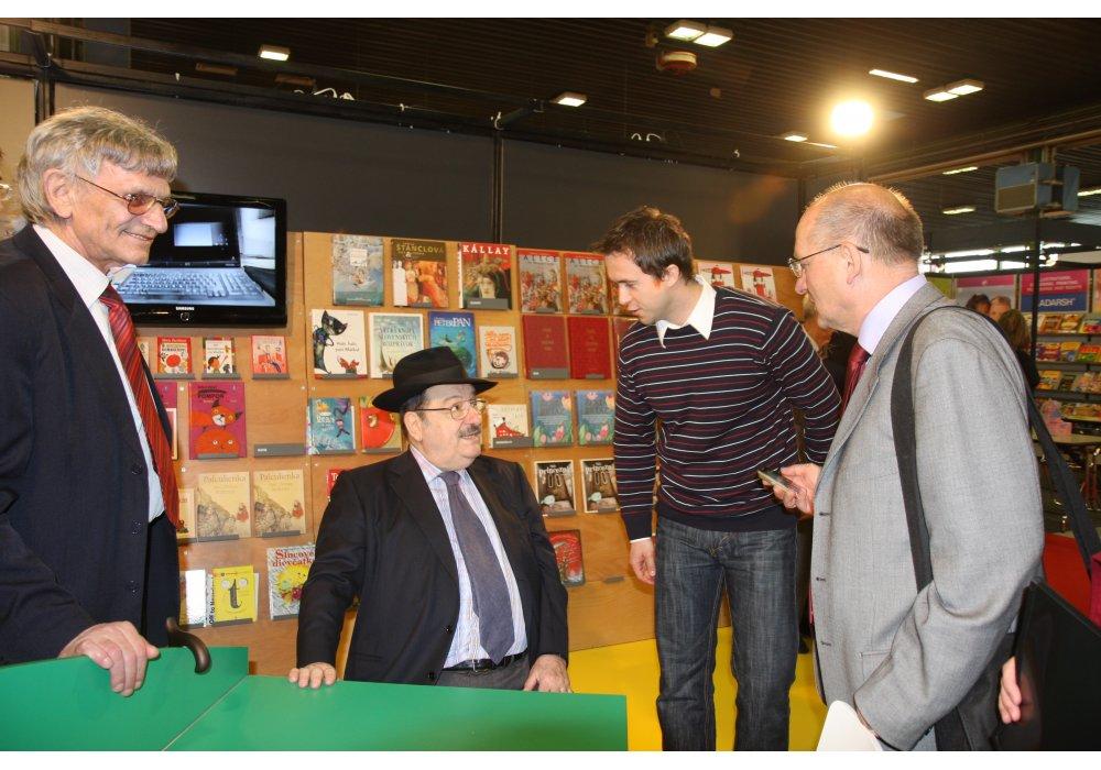 Bologna Children's Book Fair 2010  - 5
