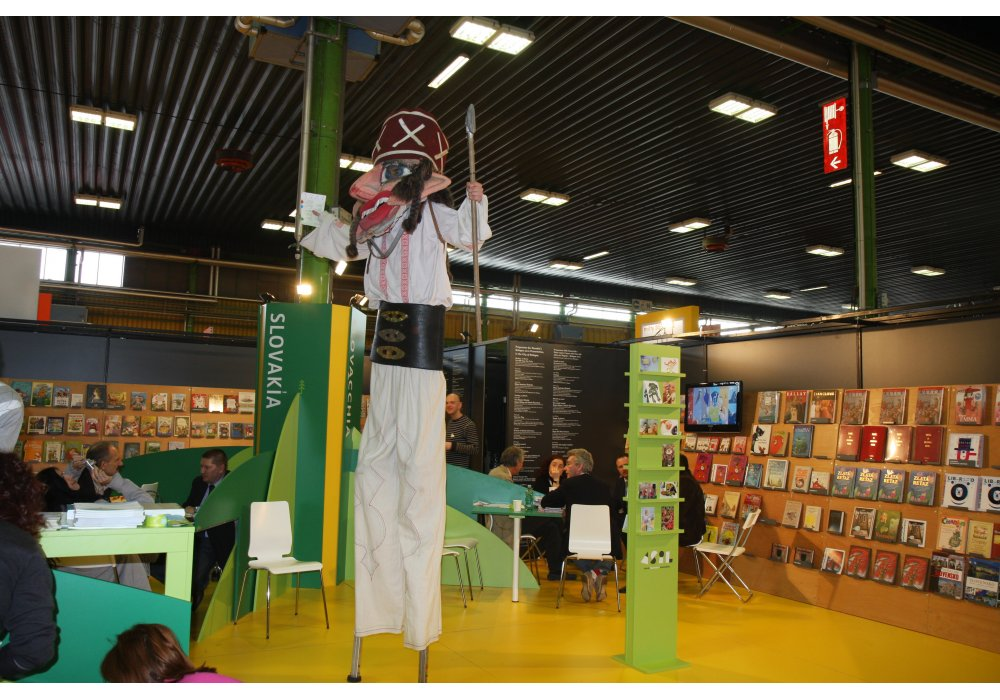 Bologna Children's Book Fair 2010  - 2