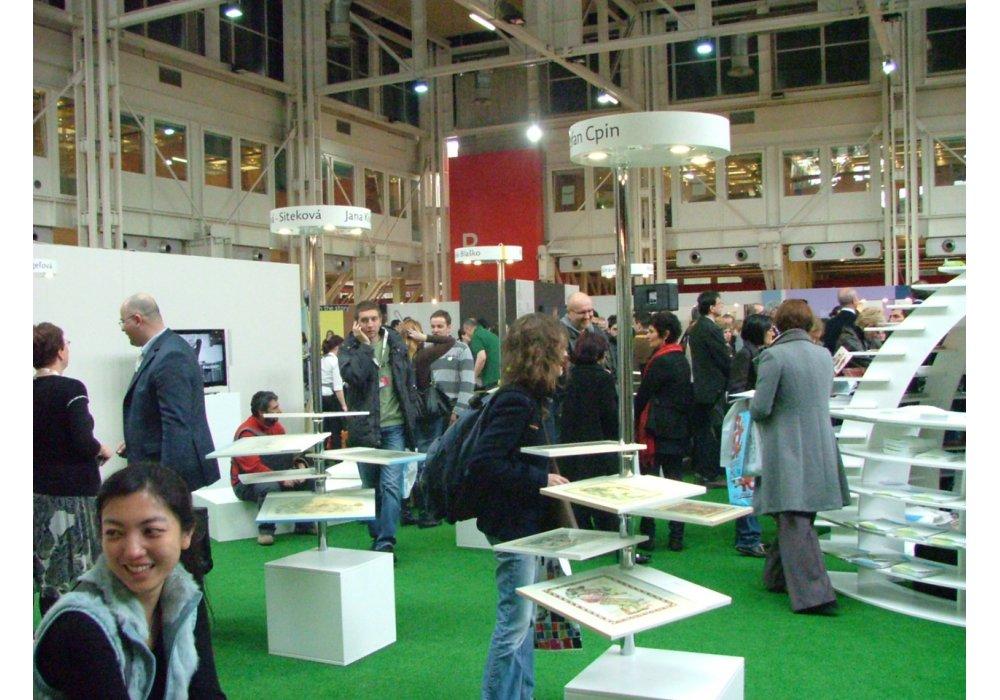 Bologna Children's Book Fair 2010  - 0