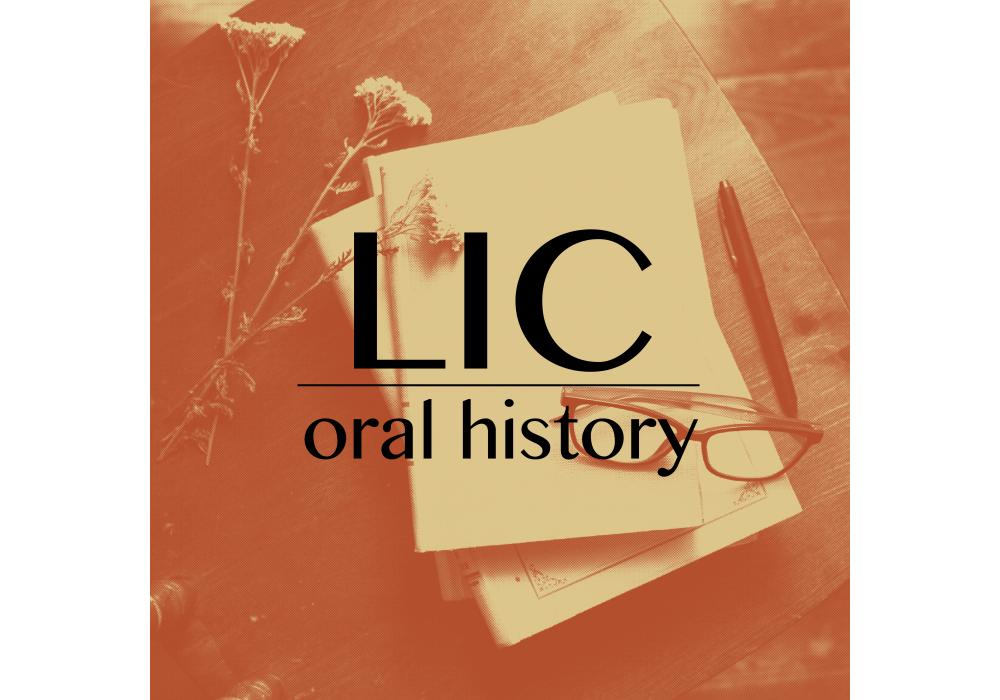 LIC_Oral history - 0