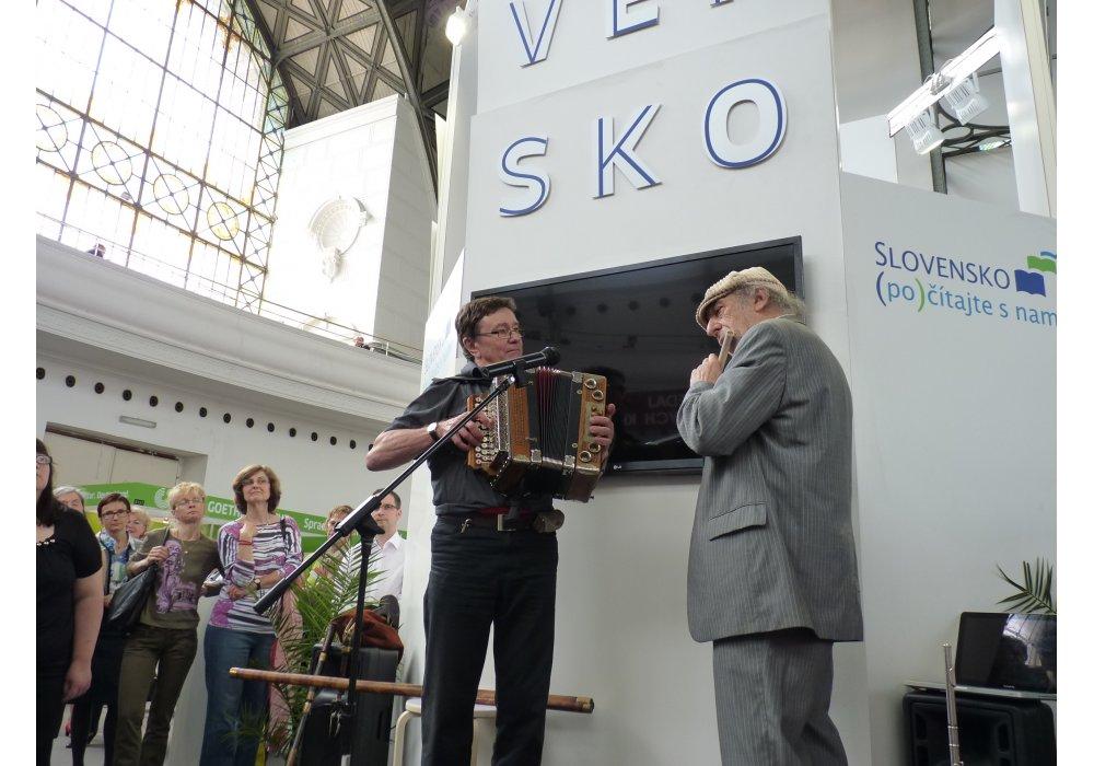 International Book Fair Book World Prague 2013 - 0