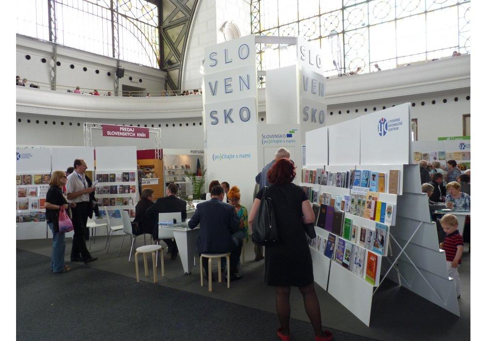 International Book Fair Book World Prague 2013 - 1