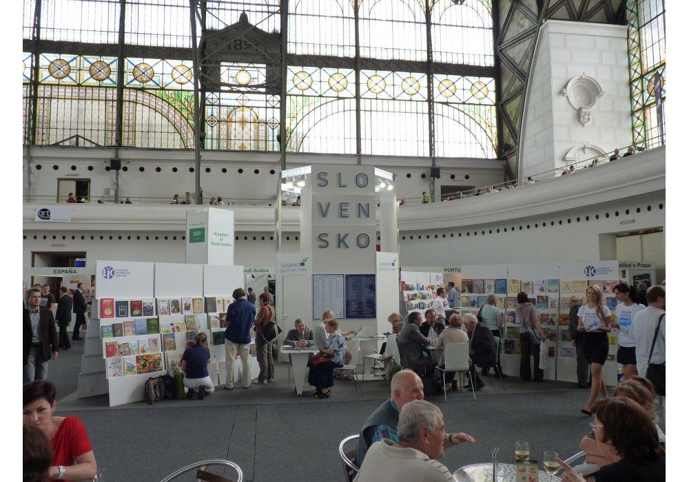 International Book Fair Book World Prague 2013 - 2