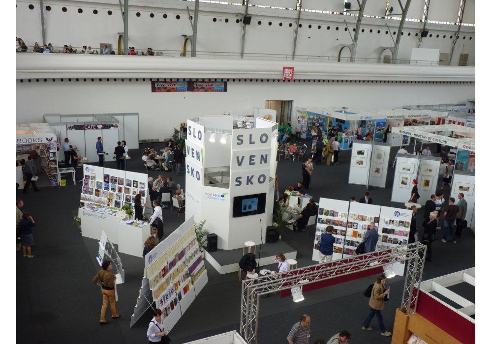 International Book Fair Book World Prague 2013 - 3