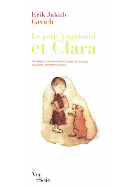 Le petit Vagabond et Clara