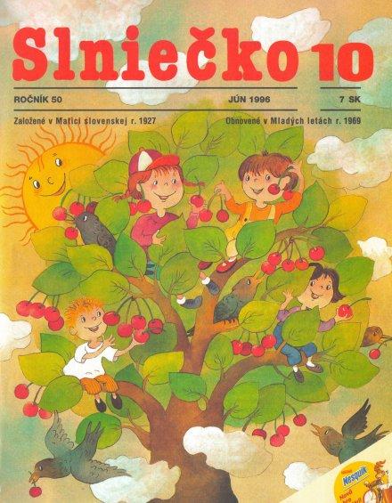 Slniečko_jún_1996_Alena_Wagnerová