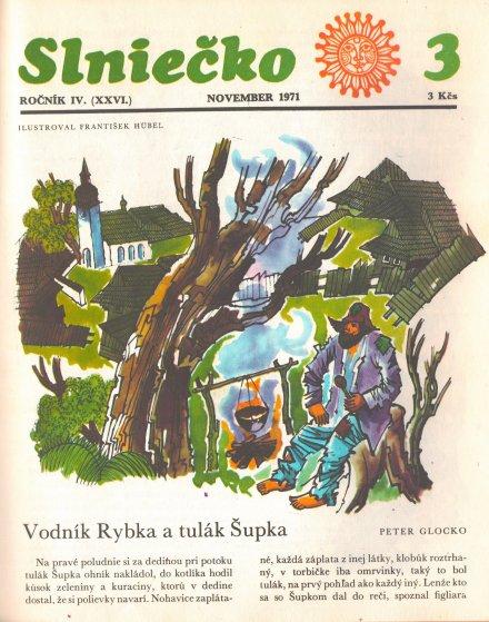 Slniečko_obálka_3_1971