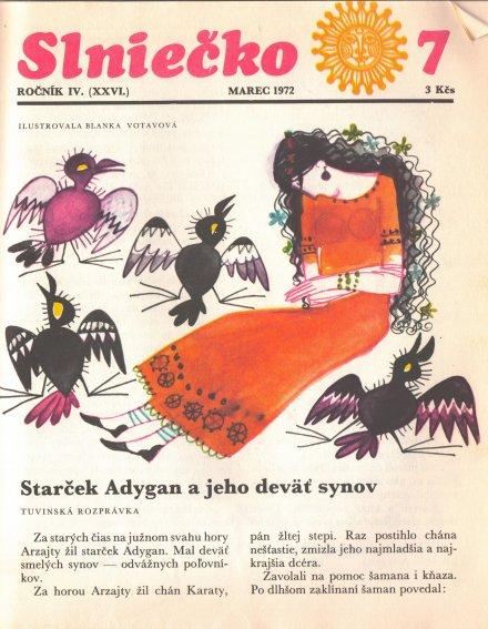 Slniečko_obálka_7_1972