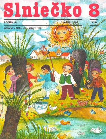 Slniečko_apríl_1997_Dagmar_Hložeková